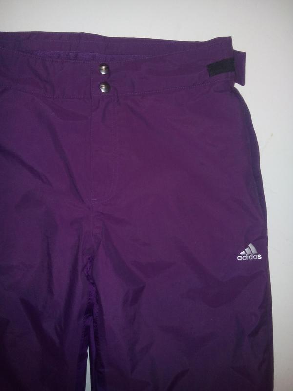 Лыжные спортивные штаны adidas - Фото 2