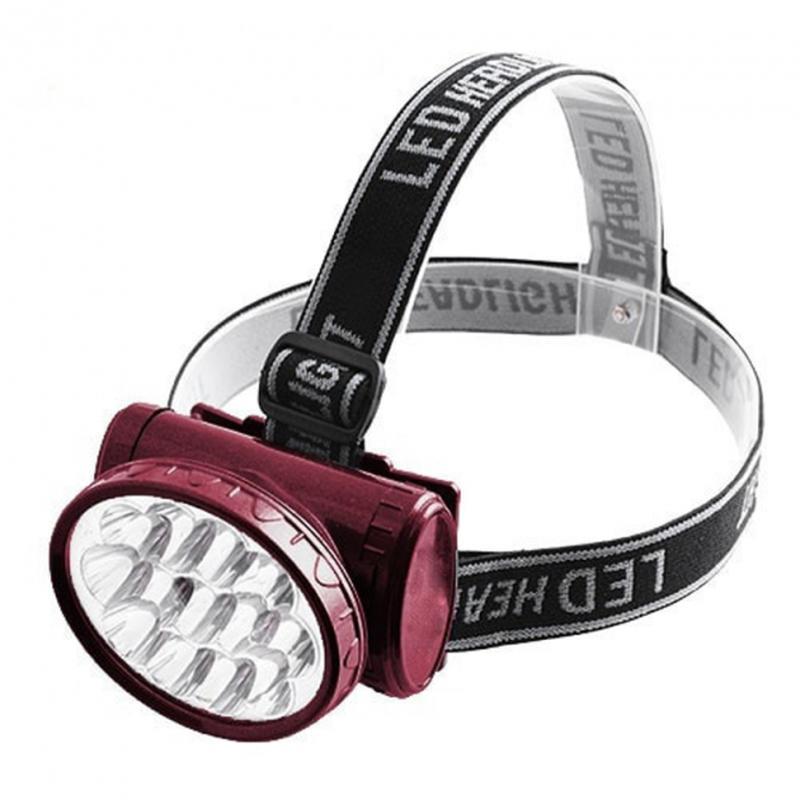 Фонарь налобный Yajia 1898 LED с аккумулятором (Red) | Налобны...