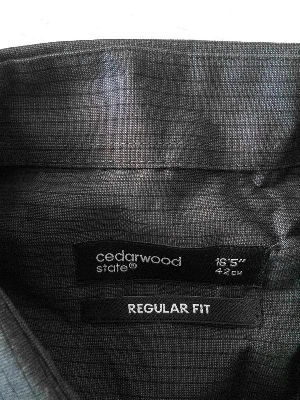 Рубашка cedarwood state - Фото 2