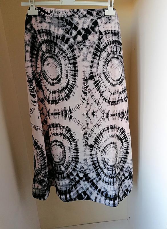 Новая с биркой летняя юбка в пол макси батал большой размер пр... - Фото 3