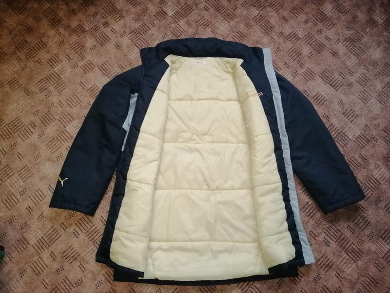 Чоловіча зимова куртка puma. оригінал.!! нові.!! - Фото 3