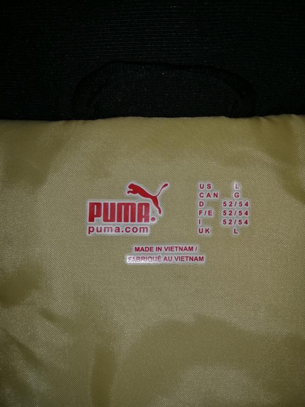 Чоловіча зимова куртка puma. оригінал.!! нові.!! - Фото 4