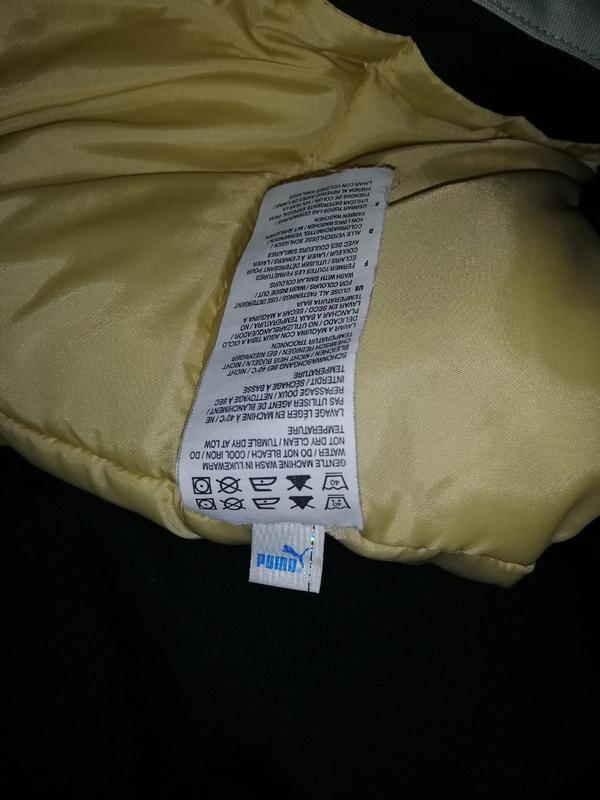 Чоловіча зимова куртка puma. оригінал.!! нові.!! - Фото 5