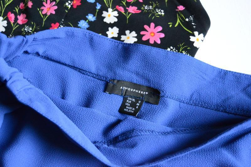 Блуза с открытыми плечами. - Фото 4