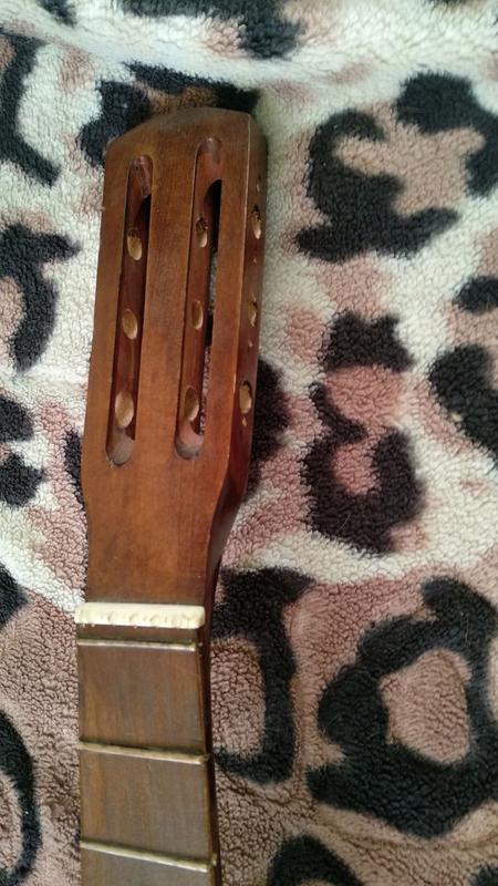 Электро аккустическая гитара - Фото 4