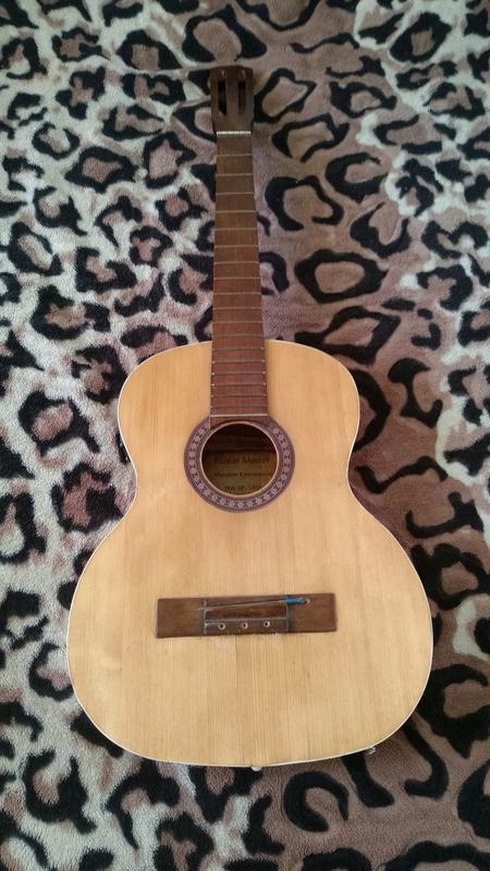 Электро аккустическая гитара
