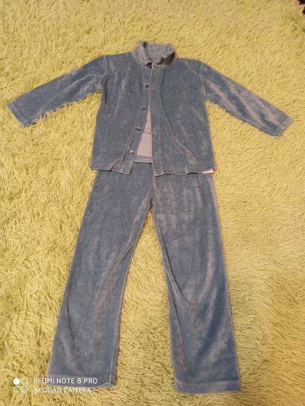 Пижама домашний костю штаны кофта