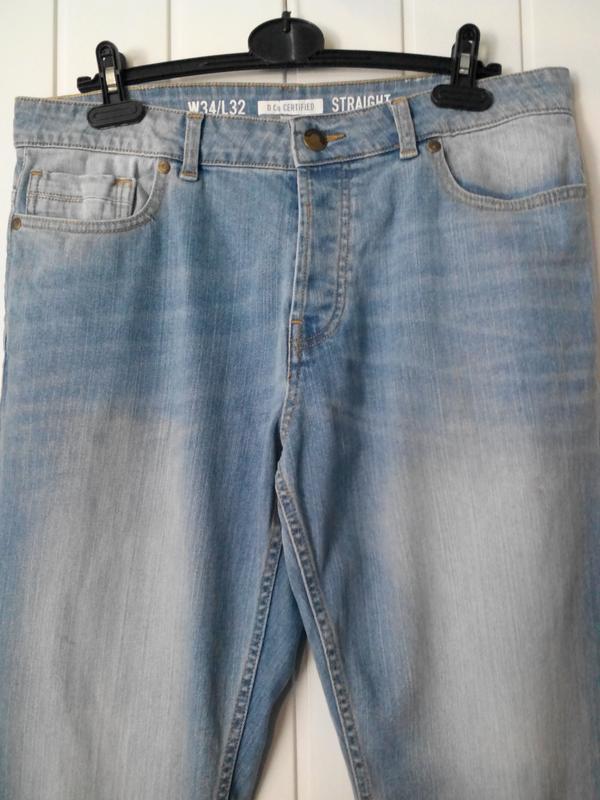 Мужские  джинсы - Фото 2