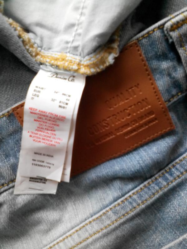 Мужские  джинсы - Фото 10