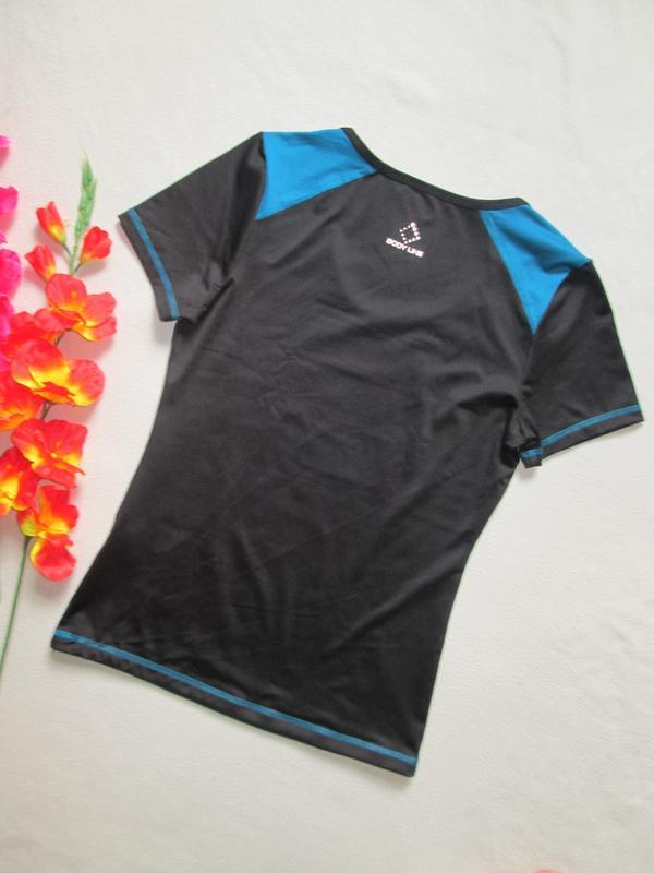 Спортивная футболка  низ просиликоненный утяжка сетка crivit s... - Фото 2
