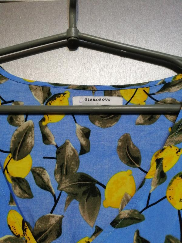 Шикарная блуза из чистой вискозы - Фото 3