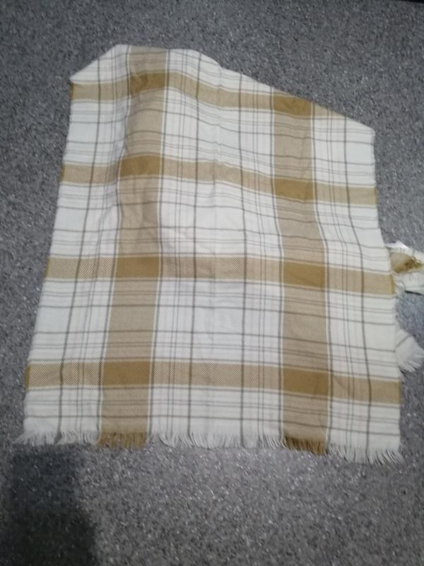 Большой тёплый шарф - Фото 2