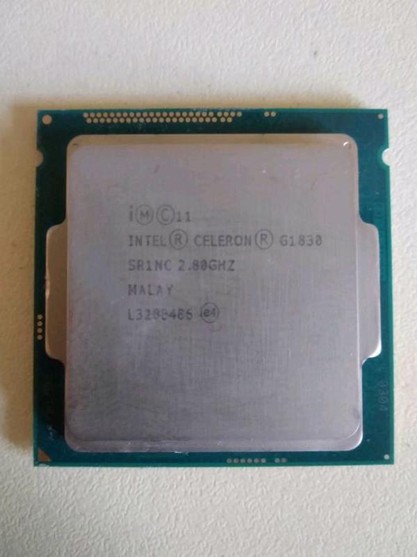 Процессор Intel Celeron G1830 s1150