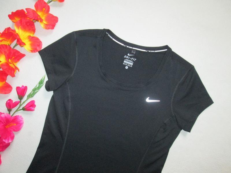 Фирменная спортивная футболка nike dri-fit оригинал. - Фото 2