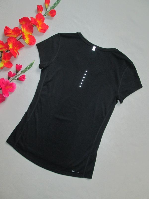 Фирменная спортивная футболка nike dri-fit оригинал. - Фото 3