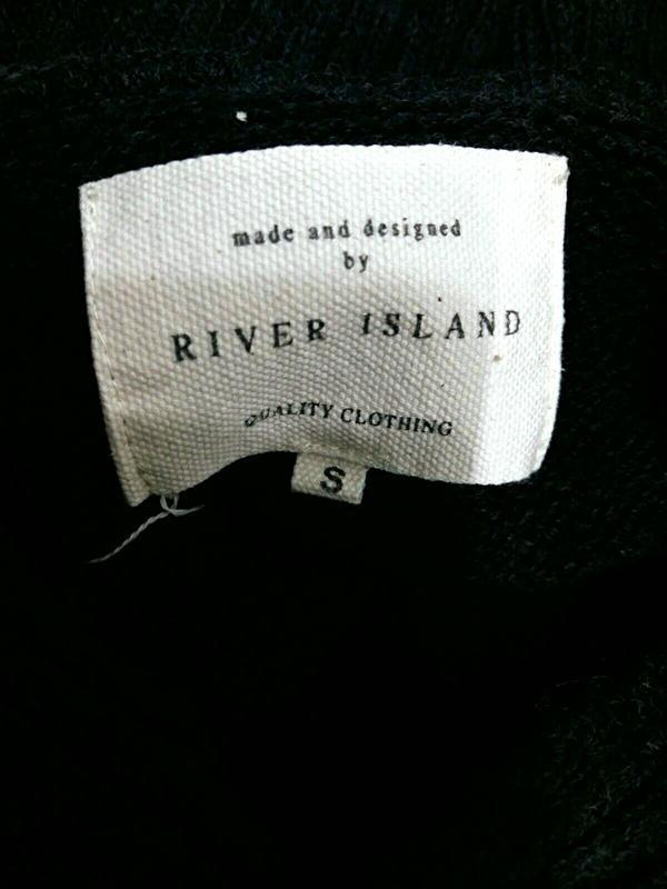 Джемпер с капюшоном капюшонка анорак унисекс оверсайз бренд ri... - Фото 6