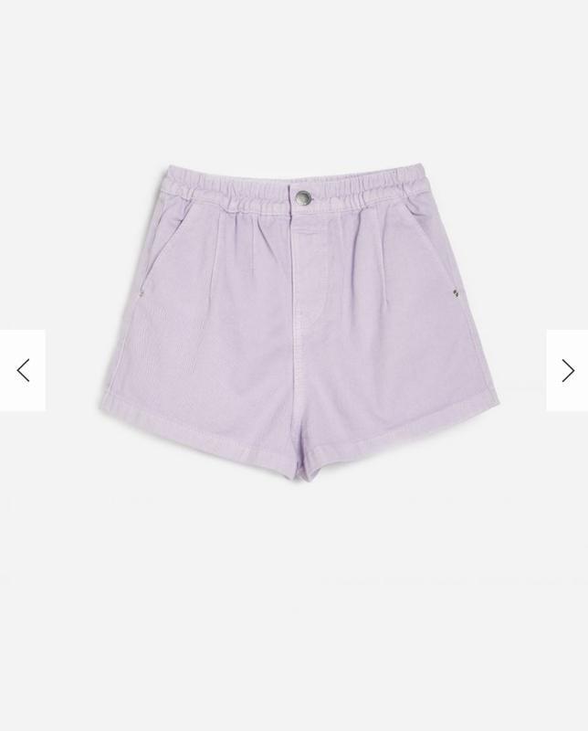 Джинсовые шорты reserved бренд новые с биркой