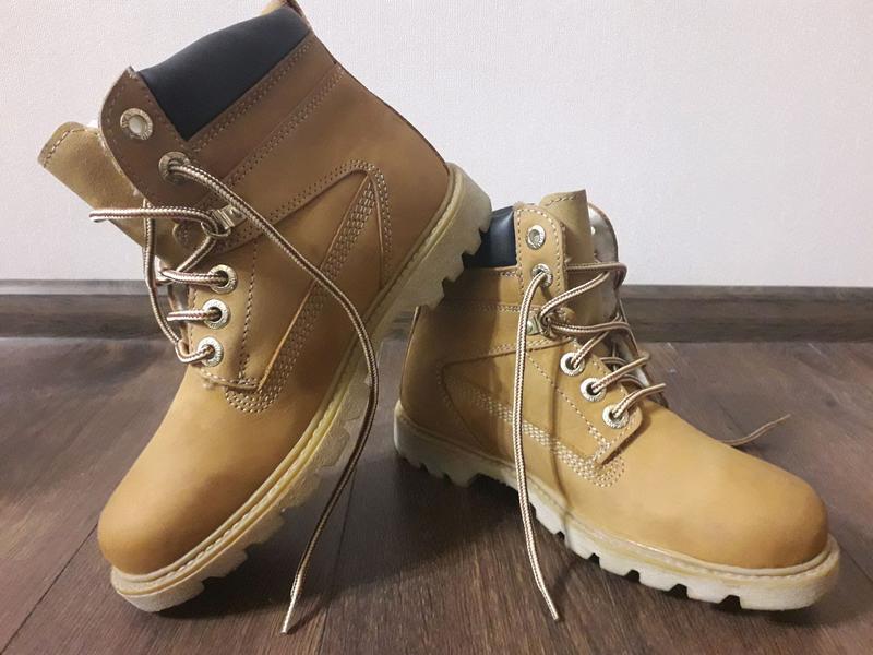 Зимние ботинки Walkworld 39 размер - Фото 4