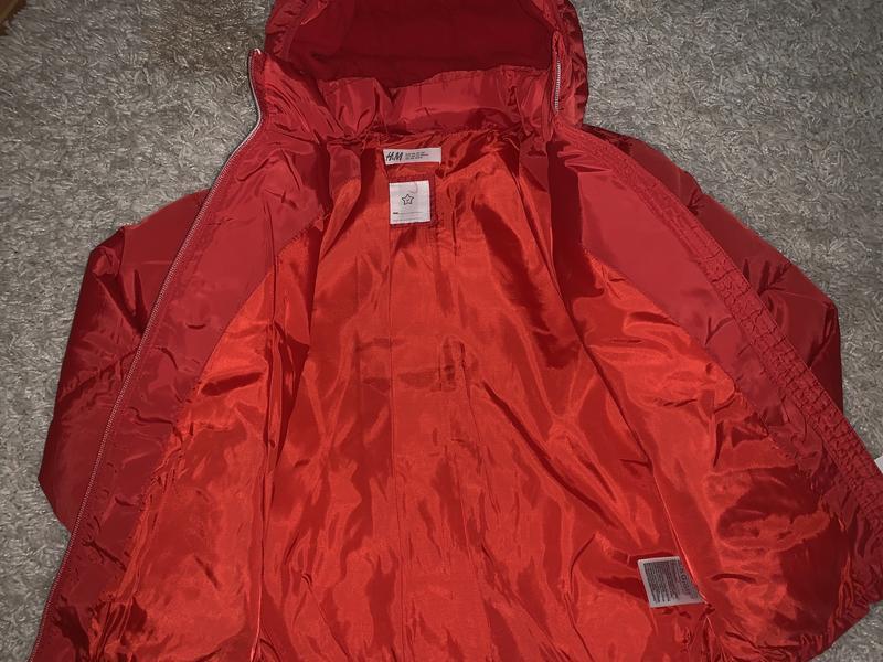Куртка демисезонная h&m - Фото 4