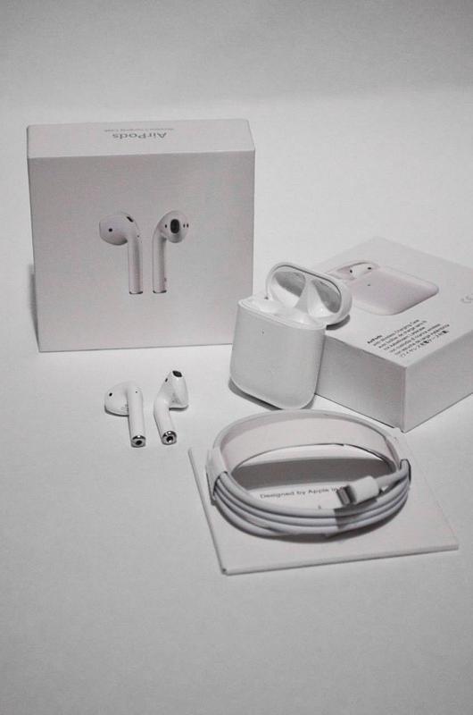 Новые Apple AirPods 2! Лучший вариант за эти деньги!!! - Фото 2