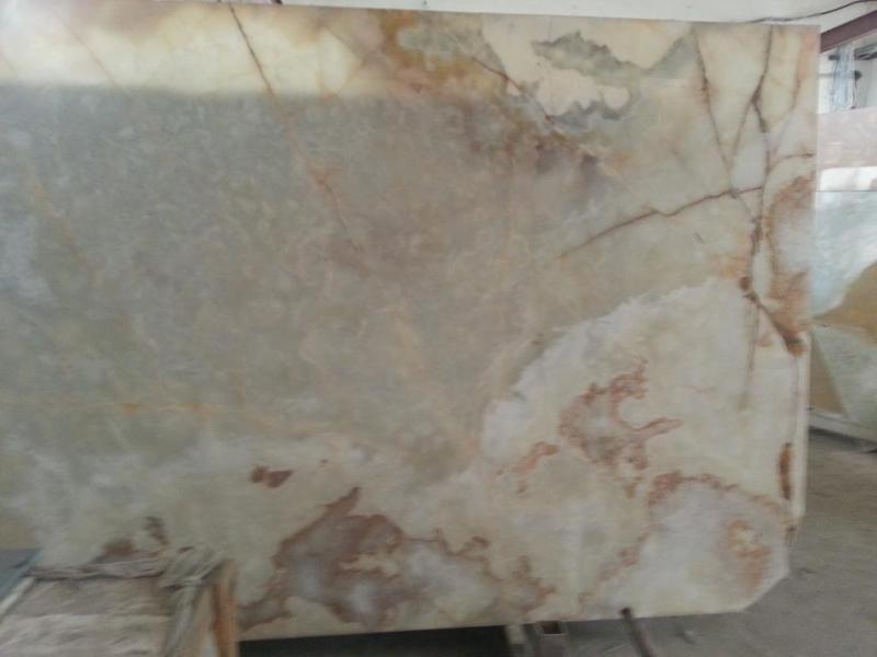 Мраморные полы на складе - Фото 4