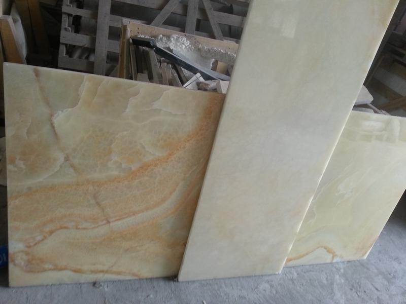 Мраморные полы на складе - Фото 13