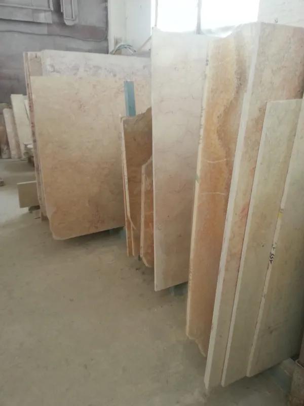 Мраморные полы на складе - Фото 14