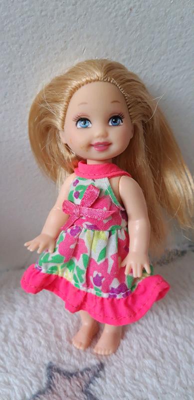 Mattel кукла куколка маленькая - Фото 4