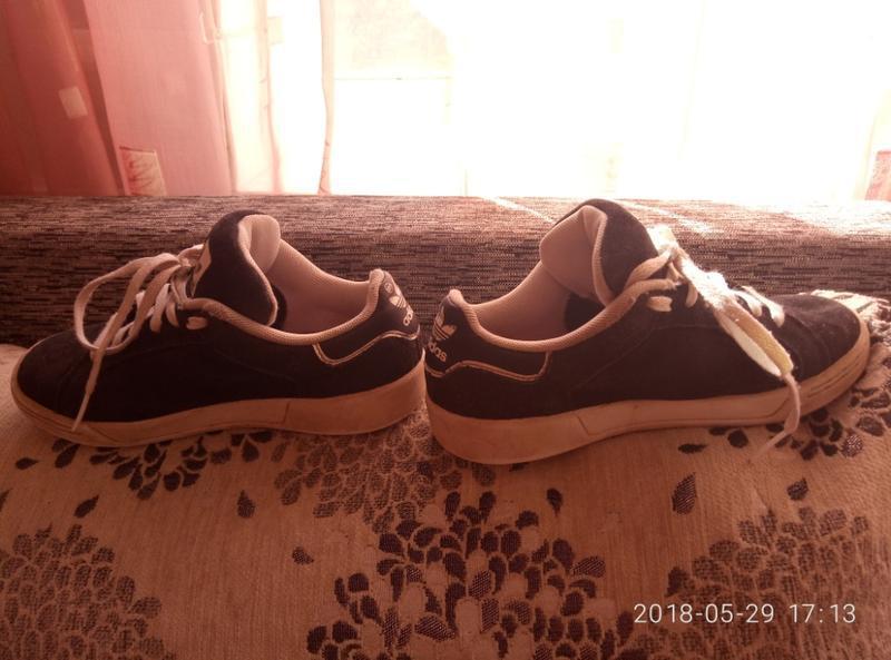 Кроссовки adidas размер 13 - Фото 2