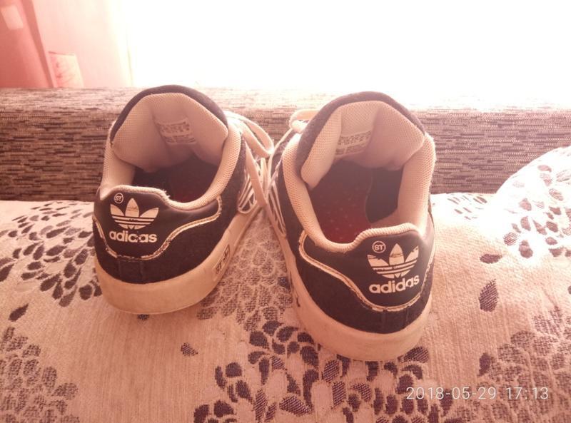 Кроссовки adidas размер 13 - Фото 3
