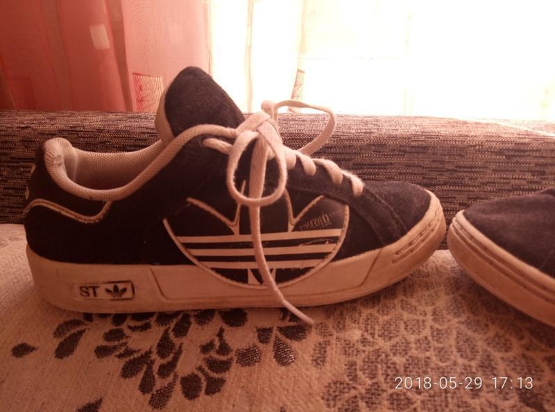 Кроссовки adidas размер 13 - Фото 5