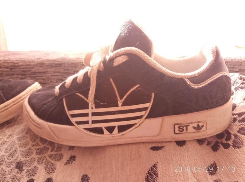 Кроссовки adidas размер 13 - Фото 6