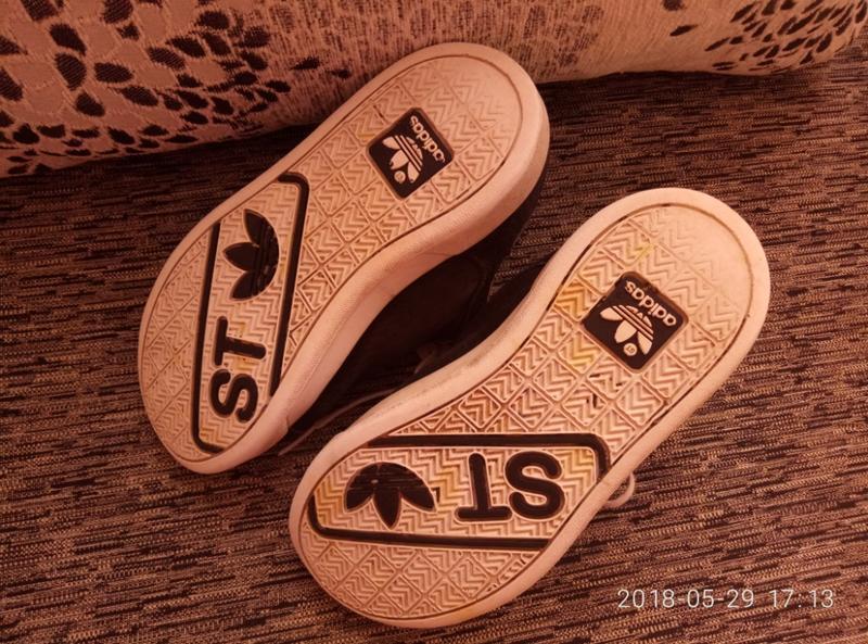Кроссовки adidas размер 13 - Фото 7
