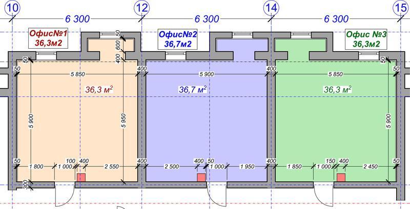 Без % помещение под офис в 20 мин от метро ЖК Клаб Хаус Жуляны - Фото 2