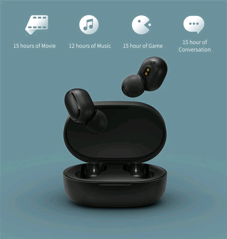 Наушники Xiaomi Redmi Airdots Ксяоми Редми Аирдотс