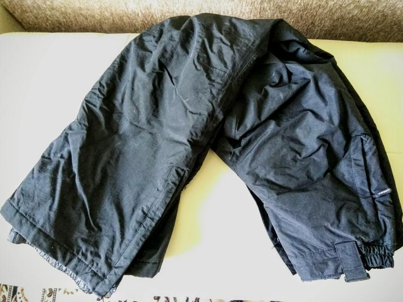 Лыжные утепленные штаны - Фото 3