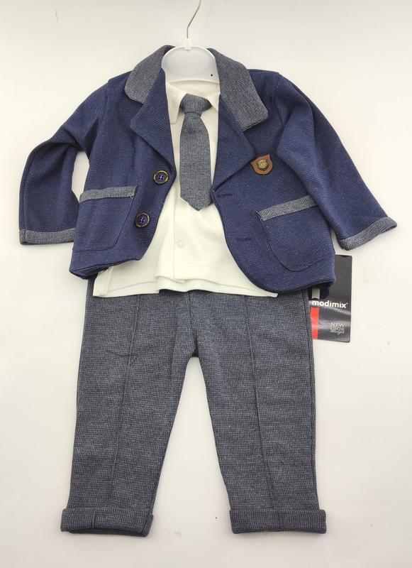 Детский костюм 9 12 18 месяцев