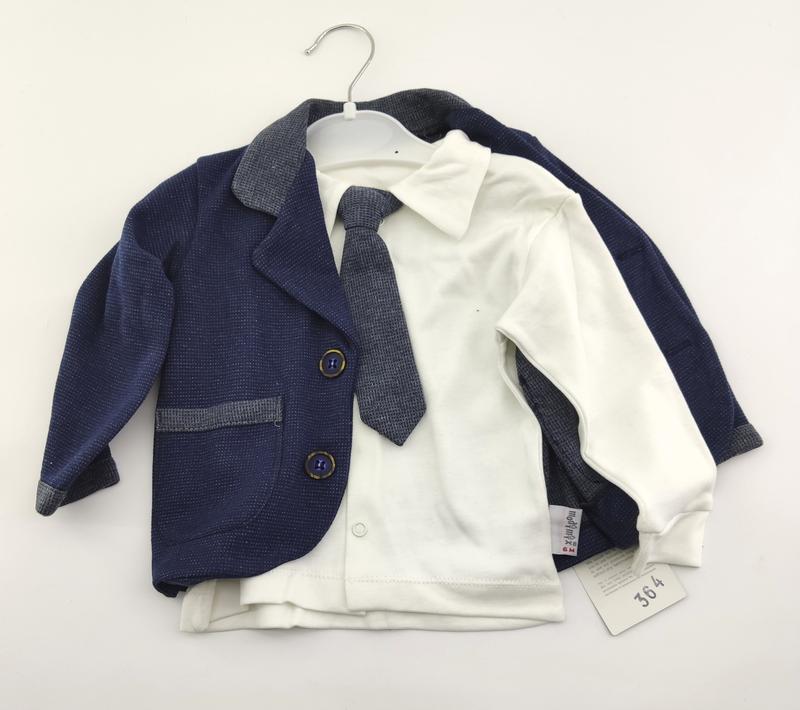 Детский костюм 9 12 18 месяцев - Фото 3