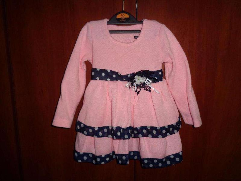 Платье для девочки на 1-1,5 годика. по заниженной цене!