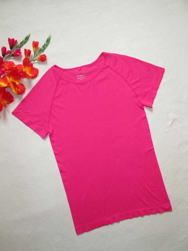 Яркая спортивная футболка большого размера atmosphere workout