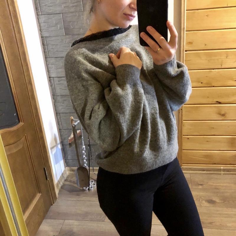 Очень мягкий  и тёплый свитер