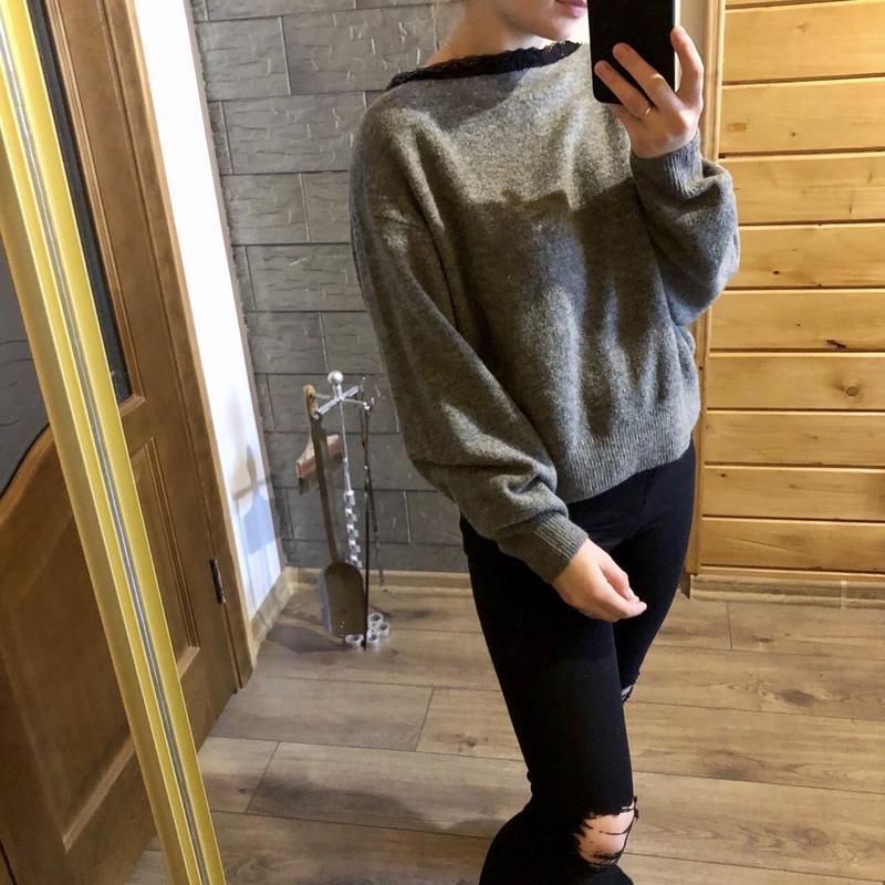 Очень мягкий  и тёплый свитер - Фото 4