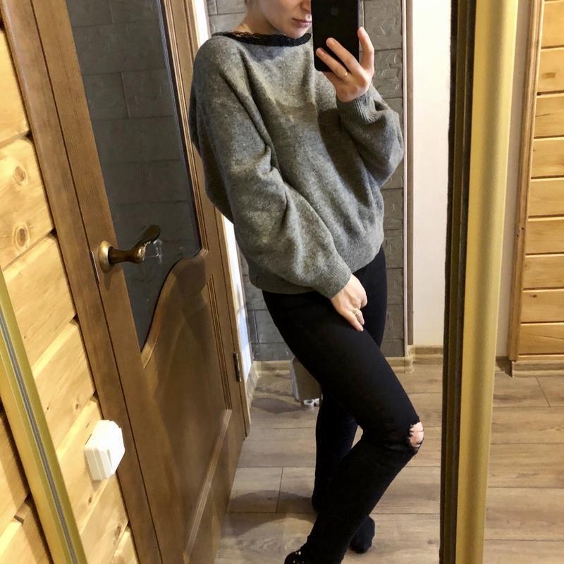 Очень мягкий  и тёплый свитер - Фото 6