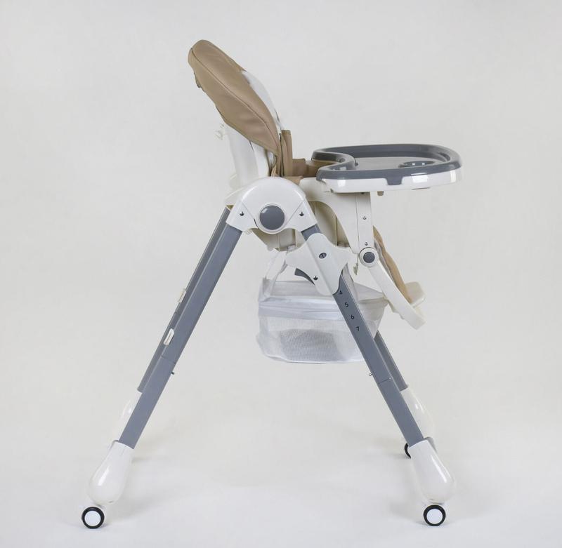 Стульчик для кормления Toti CB-2060 мягкий PU, мягкий вкладыш - Фото 3