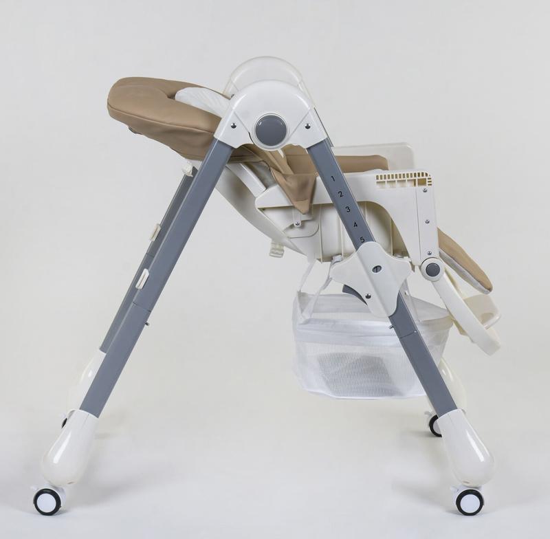 Стульчик для кормления Toti CB-2060 мягкий PU, мягкий вкладыш - Фото 4