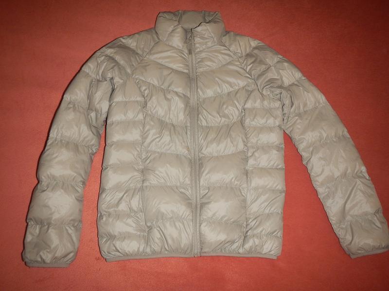 Супер легкая пуховая куртка switcher р.м - Фото 3