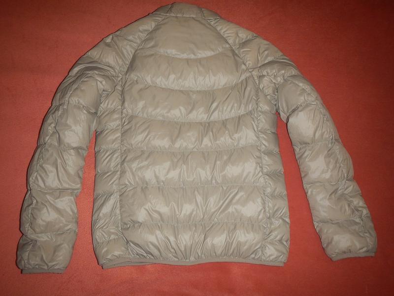 Супер легкая пуховая куртка switcher р.м - Фото 5