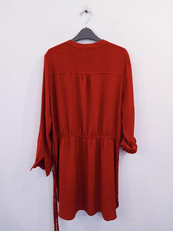 Платье-рубашка f&f - Фото 2