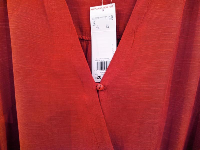 Платье-рубашка f&f - Фото 3