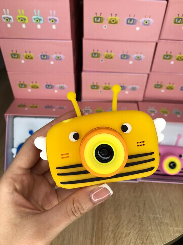 Smart Kids Camera 4 Series 📸(с фронтальной камерой) - Фото 4